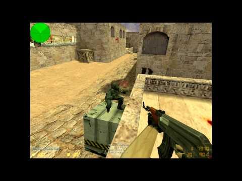 Escondite Del C4 Counter Strike 1.6!!