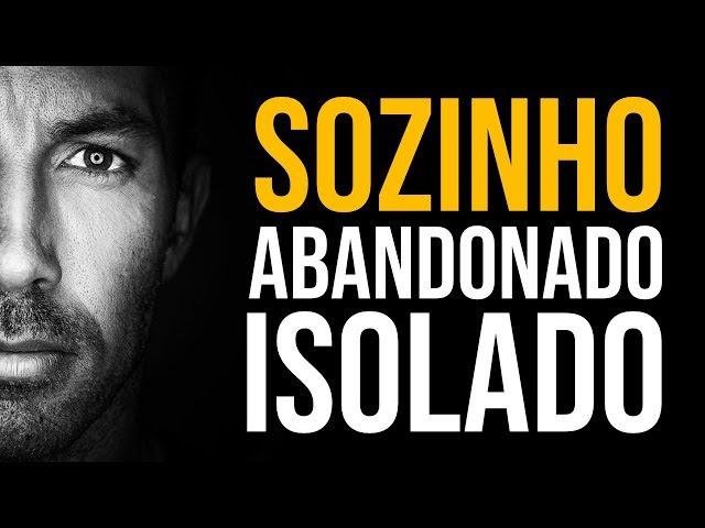 ESTEJA DISPOSTO A ANDAR SOZINHO (Motivação 2020)