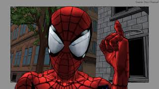 ULTIMATE SPIDER-MAN - Full Game Walkthrough Longplay Gameplay No Commentary