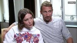 Le fidele avec Adele Exarchopoulos et Matthias Schoenaerts - Coulisses emission cinema