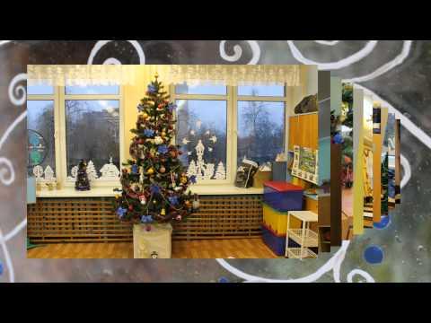 Ролик Украшение Ясли-сада № 42, к Новому году 2015
