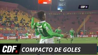 U. Española 2 - 4 A. Italiano | Torneo Scotiabank 2018 Decimosexta Fecha | CDF