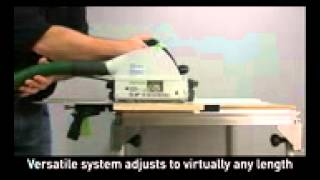 Festool Fs Rapid Clamp And Fixed Jaws 489790