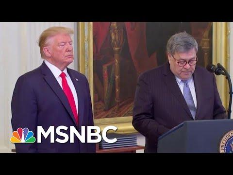 Sen. Richard Blumenthal: Trump's Revenge Is A Crisis | The Last Word | MSNBC