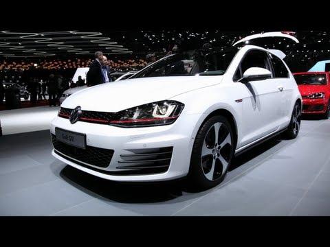 2014 Volkswagen GTI - 2013 Geneva Motor Show