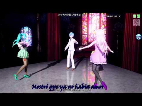 Acute - Fandub Latino -【Gumi x Haru x Misaki】