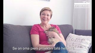 Miten eläinlääkäri Marit Lindberg eläinlääkäriasema Evidensia Järve...