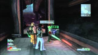CGRundertow PHANTASY STAR UNIVERSE for Xbox 360 Video Game Review