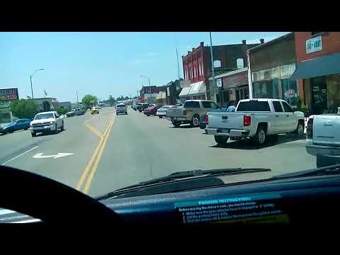 Relocating part III Coalgate, Oklahoma