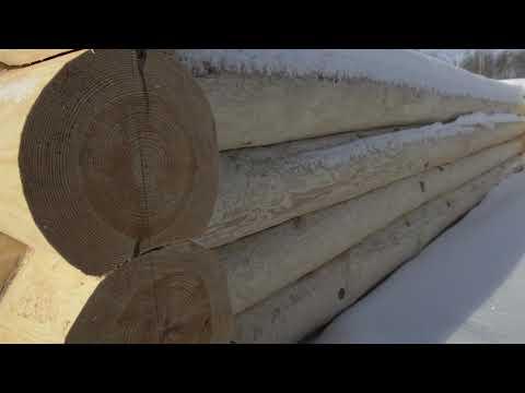 Производство срубов