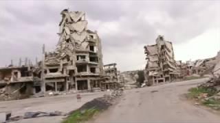 بي بي سي في أحياء مدينة حمص