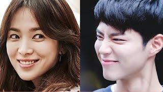 "Song Hye Kyo Main Drama Bareng Park Bo Gum Di ""Temperature Of Love'""?!"