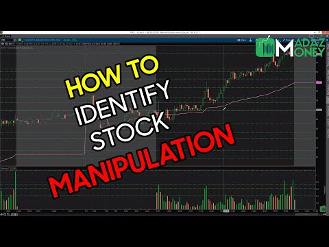 How to Identify Stock Manipulation and How to Trade Accordingly