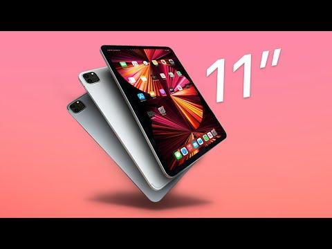 iPad Pro 2021 11 inch - 5 Reasons To Buy!