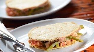 Nubes de frijoles – Bean clouds – Recetas de cocina mexicana