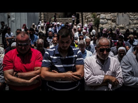 Israeli Restrictions at Al-Aqsa Mosque Spark Protests