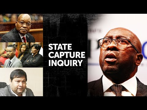 WATCH LIVE: Nhlanhla Nene to appear before #StateCapture Inquiry