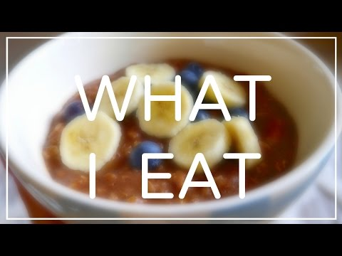 5.  What I Eat In A Day | Niomi Smart