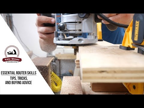 Essential Router Skills - Tips, Tricks and Buying Advice
