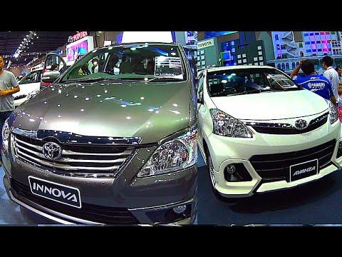 2015, 2016 Toyota Avanza VS Toyota Innova Video