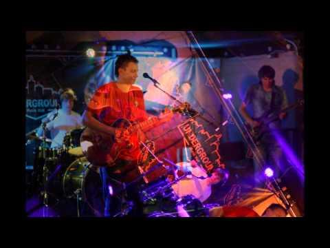 Рок группа Syllers ( UNDERGROUND Music Hall Киев 22.07.12)
