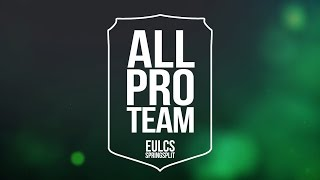 EU LCS All-Pro Team | Spring Split 2017