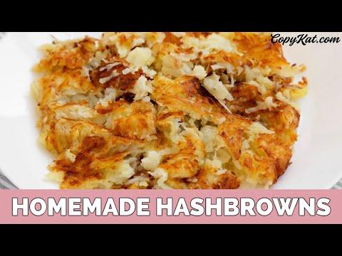 Homemade Hashbrowns