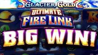 ULTIMATE FIRE LINK ARRIVES AT AN ARIZONA CASINO!! ★ GLACIER GOLD  BONUSES & FREE GAMES ➜ BIG WINS