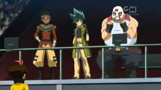 Beyblade Metal Masters Episode 19 The Shocking Wild Fang English Dubbed (Part 2/2)