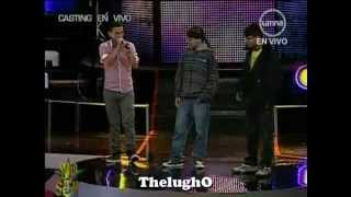 CASTING EN VIVO - Yo Soy Rakim y Ken-Y - 2da Temporada [23/07/2012] COMPLETO