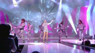 Kylie Minogue In My Arms NRJ Music Awards HD