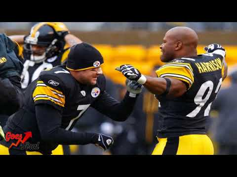 "Ben Roethlisberger ""shocked"" by release of James Harrison!"
