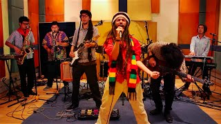 Lion Reggae - Siente (Live Session)