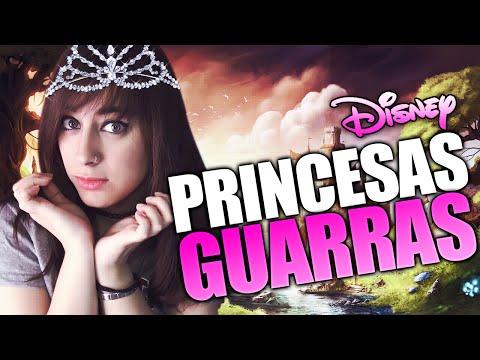 PRINCESAS DISNEY GUARRAS