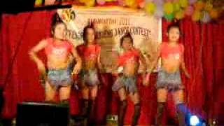 Kendeng Kendeng Dance-Sung by Willie Revillame(THE DANCING DOLLS of Quinale Paete, Lag.