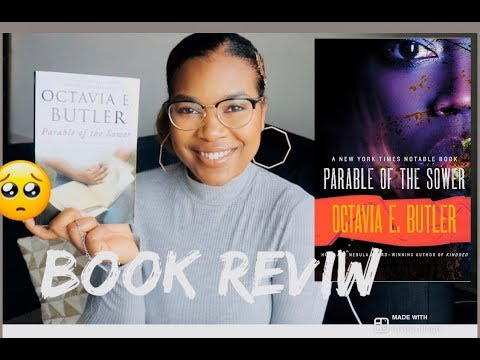 PARABLE OF THE SOWER OCTAVIA BUTLER BOOK REVIEW