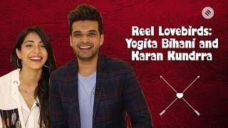 Valentine's Day: Karan Kundrra and Yogita Bihani decode couple's dictionary