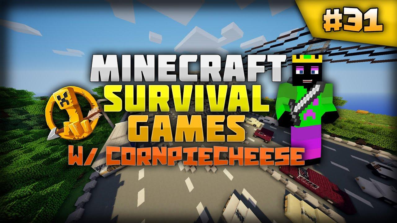 "Minecraft: Survival Games (MCSG) Ep.31: ""New Thumbnail!"" - YouTube"