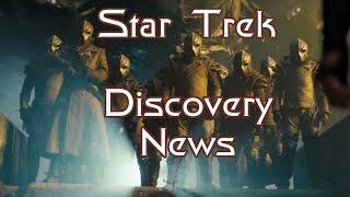 Star Trek Discovery News Update - Prime Directive