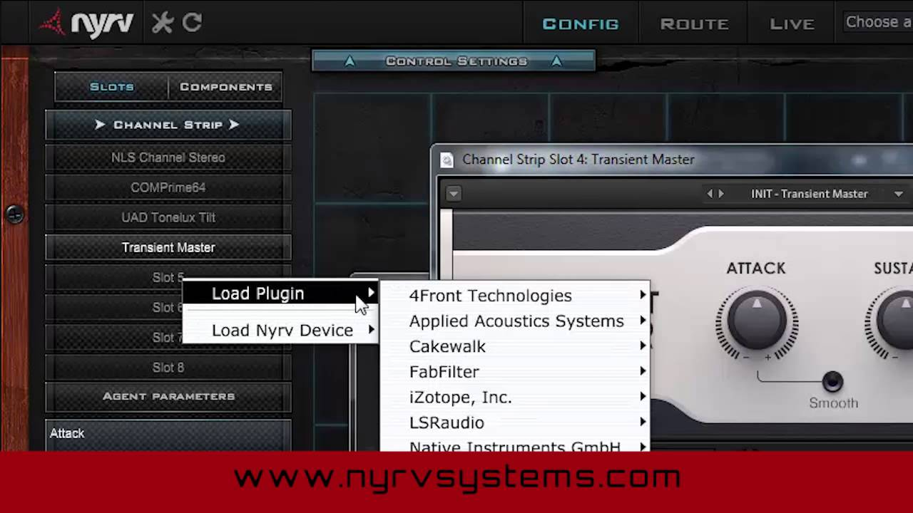 My NyrvSystems -- Agent