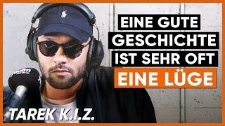 TAREK (K.I.Z) Interview: AFD Shitstorm, Tod des Vaters, Partys mit Ehrenmännern ohne Alk, Koljah