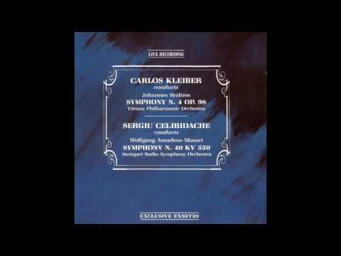 Brahms - Symphony No.4 - Kleiber, VPO (Live 1979) (remastered by Fafner)