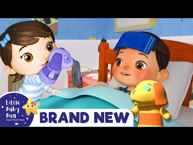 Sick Song | BRAND NEW! | Baby Songs | Nursery Rhymes & Kids Songs | Little Baby Bum