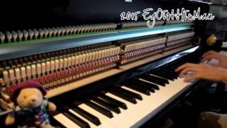 Plastic Memories ED Asayake no Starmine (朝焼けのスターマイン) Piano ピアノ HQ