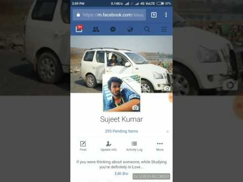 Download Facebook Video In Mobile Google Chrome .