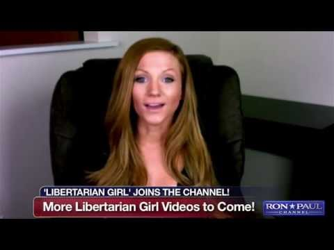 Libertarian Girl on Liberty