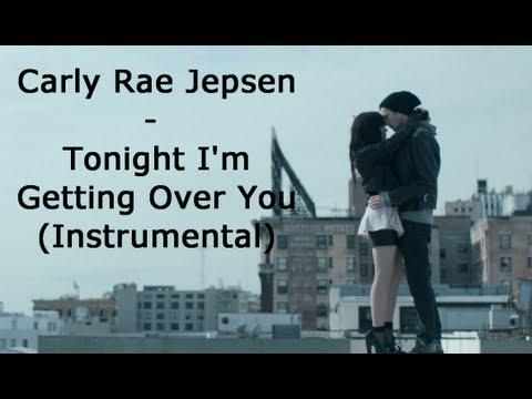 Carly Rae Jepsen - Tonight I'm Getting Over You (Instrumental/karaoke)