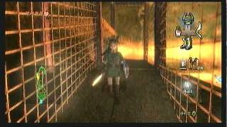 "Legend of Zelda Twilight Princess Walkthrough 07 (1/6) ""Goron Mines: First Elder"""
