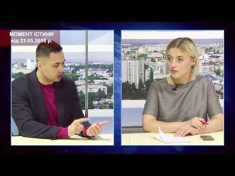 """TV7plus: Ток-шоу """"Момент істини"""" . Запис ефіру від 23 травня . Гість студії – Єгор Фірсов."""