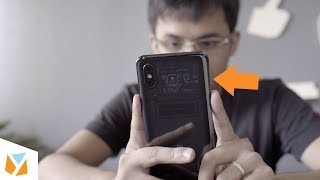 Xiaomi Mi 8 Pro Unboxing, Hands-on: Transparent back! 😎